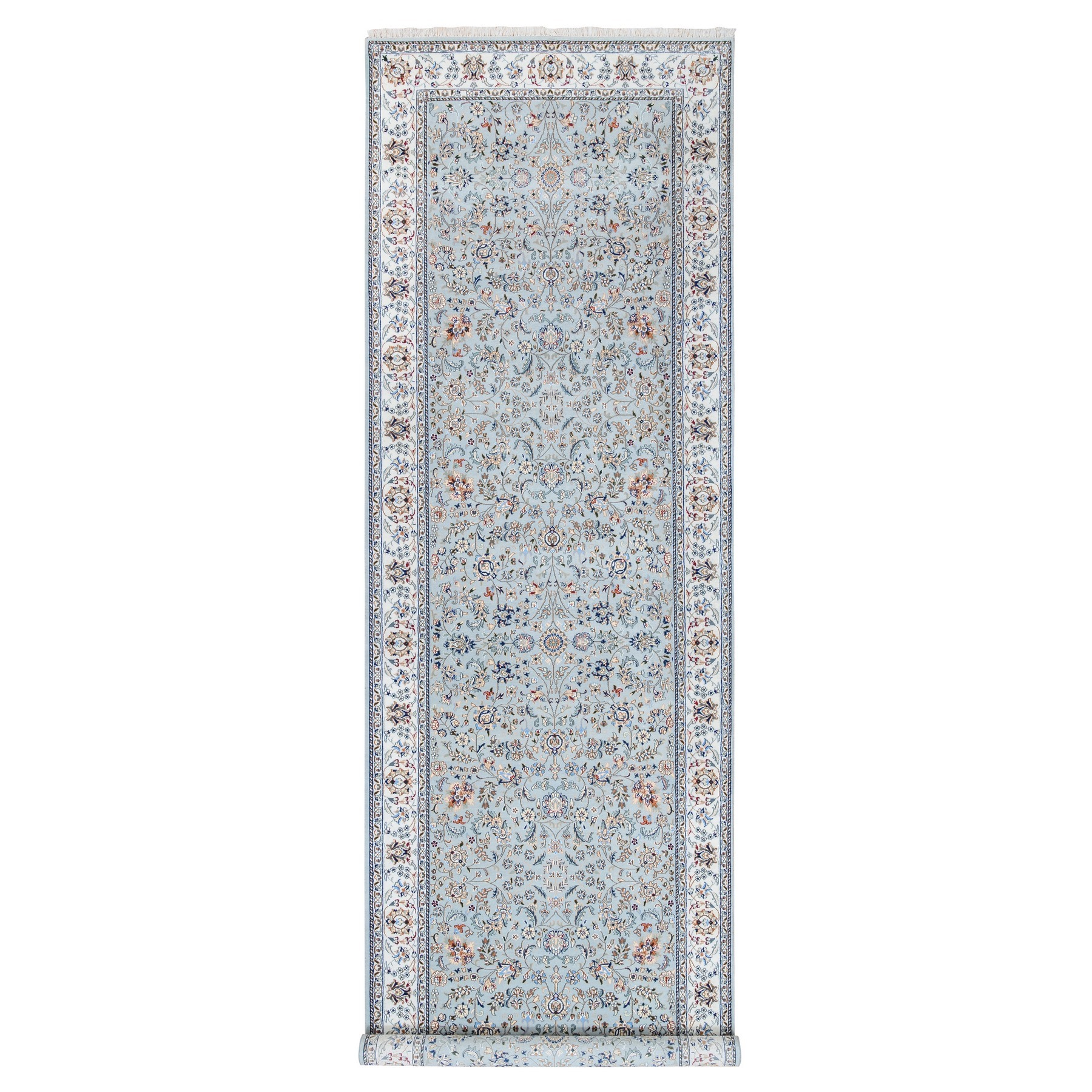 Pirniakan Collection Hand Stitched Grey Rug No: 1124694