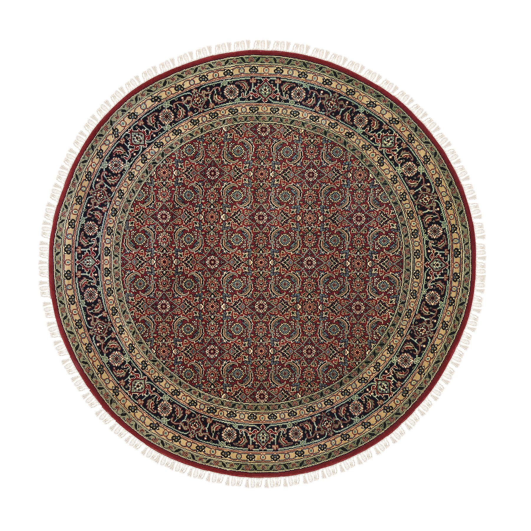 Pirniakan Collection Hand Knotted Red Rug No: 1125982