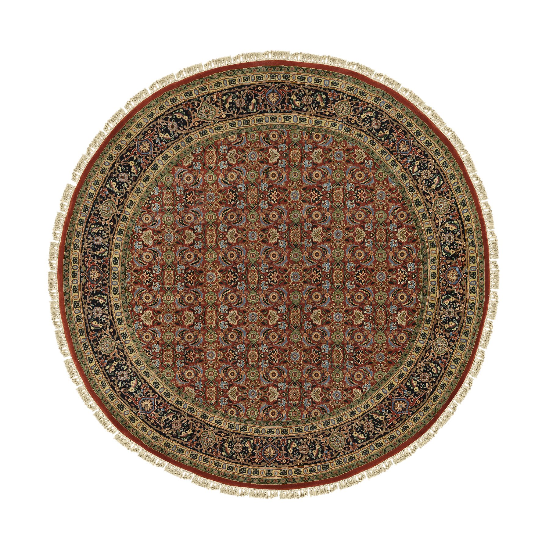 Pirniakan Collection Hand Knotted Red Rug No: 1125980