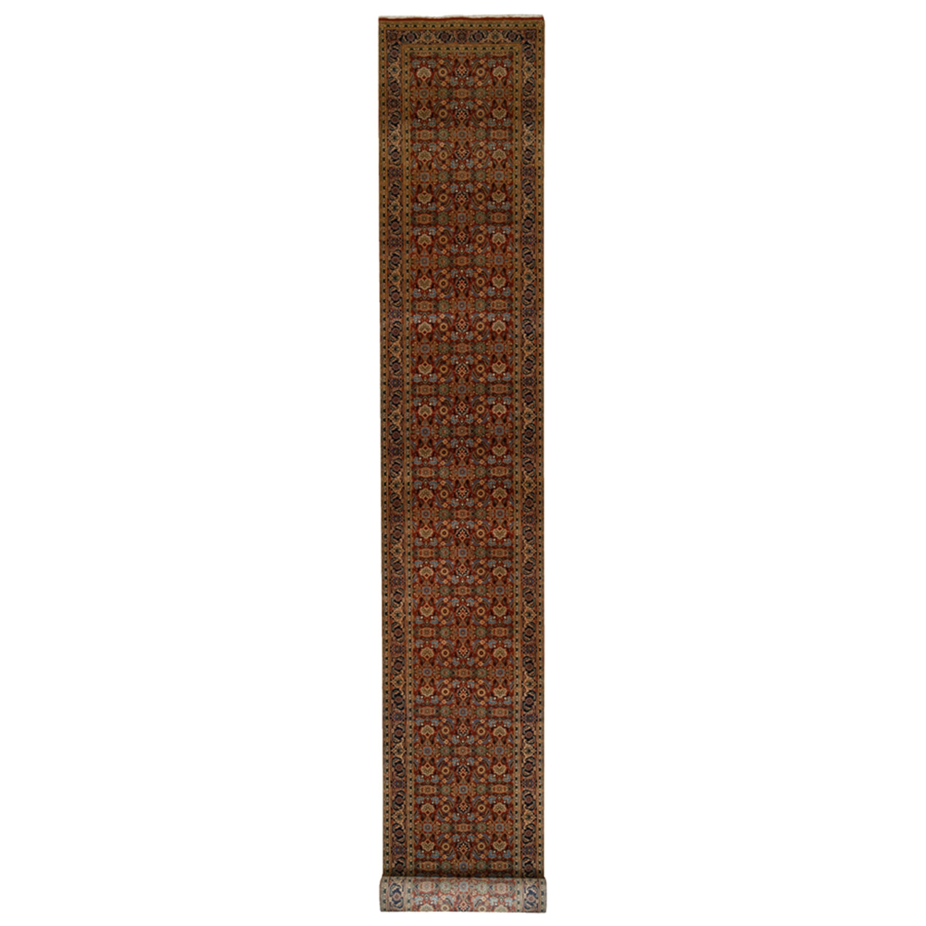 Pirniakan Collection Hand Knotted Red Rug No: 1126024