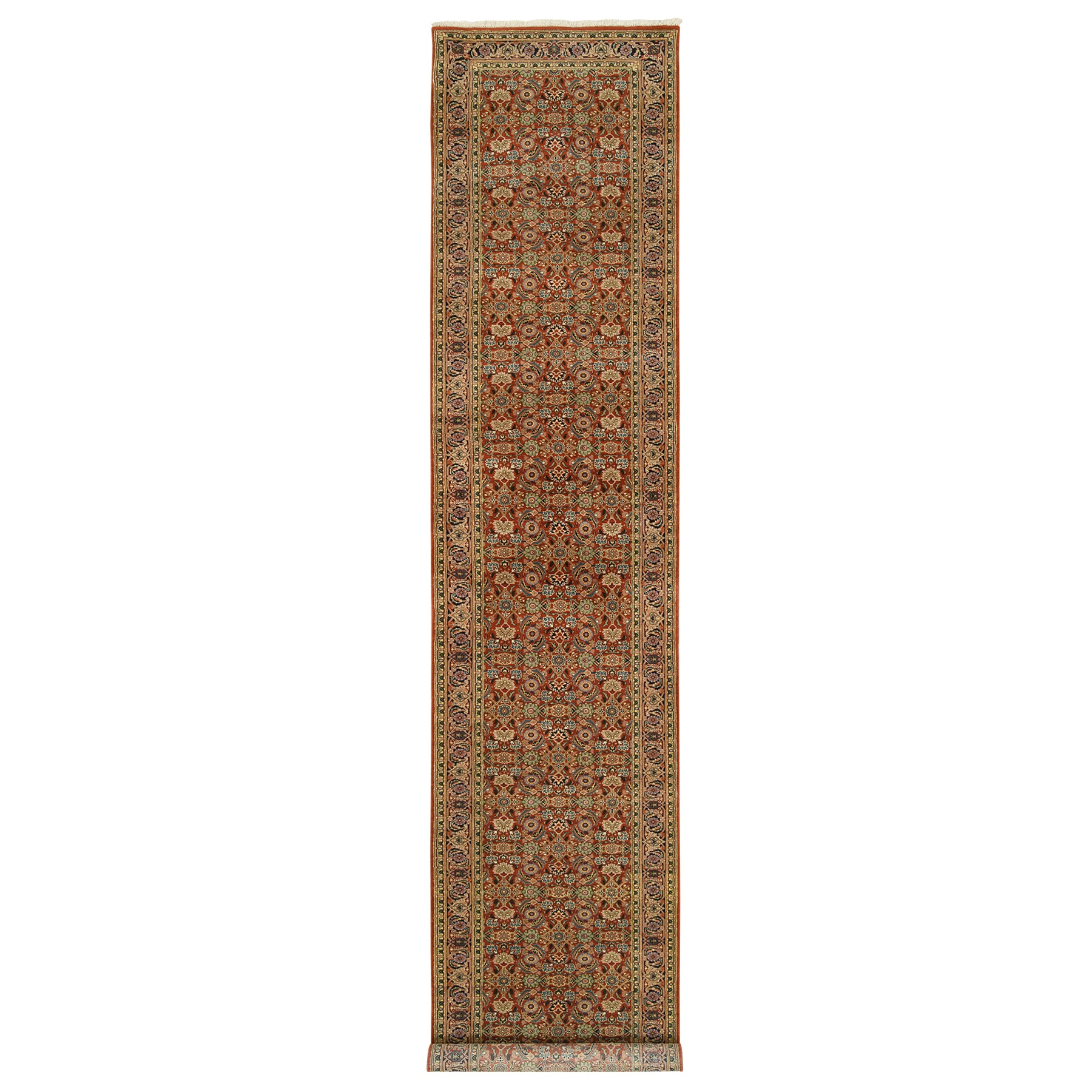 Pirniakan Collection Hand Knotted Red Rug No: 1126040