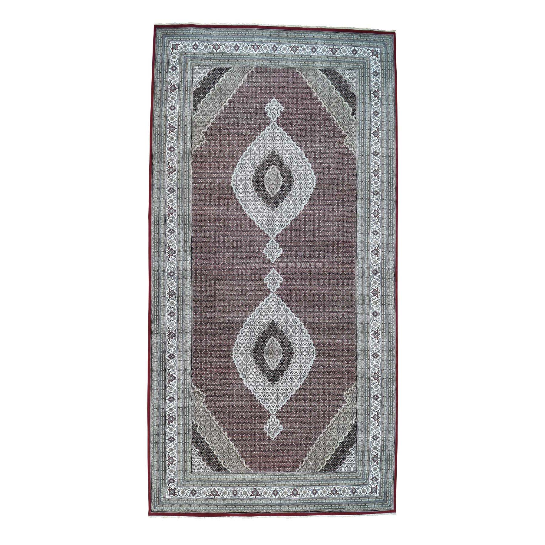 Pirniakan Collection Hand Knotted Red Rug No: 161868
