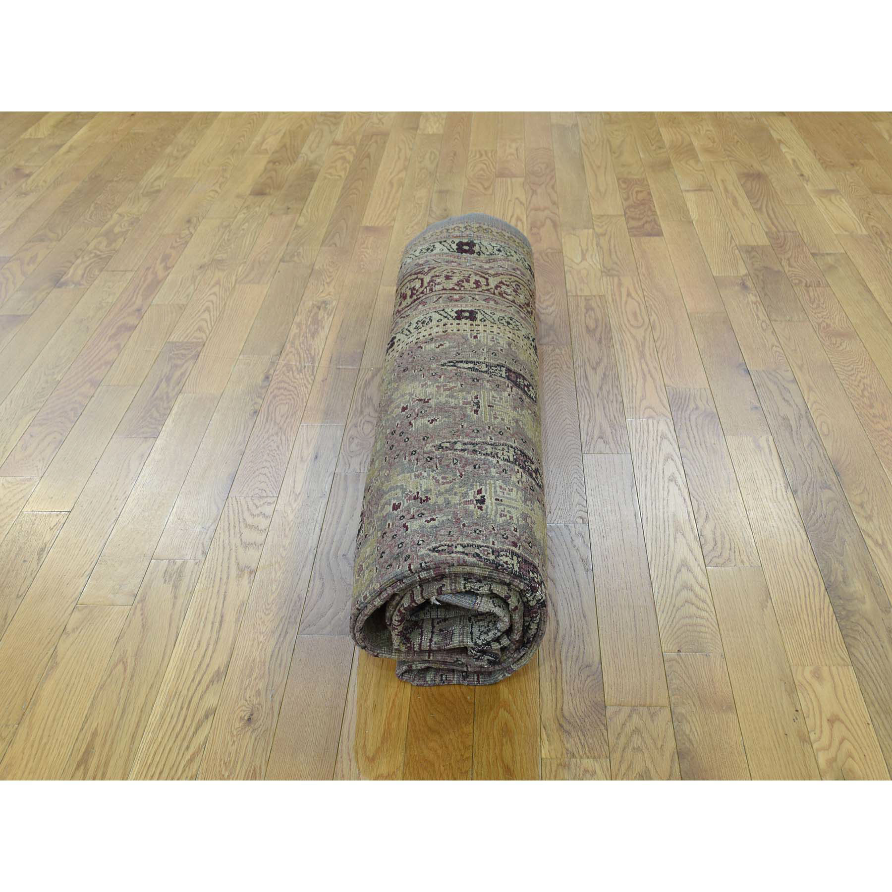 Antique Collection Hand Knotted Beige 0171882 Rug
