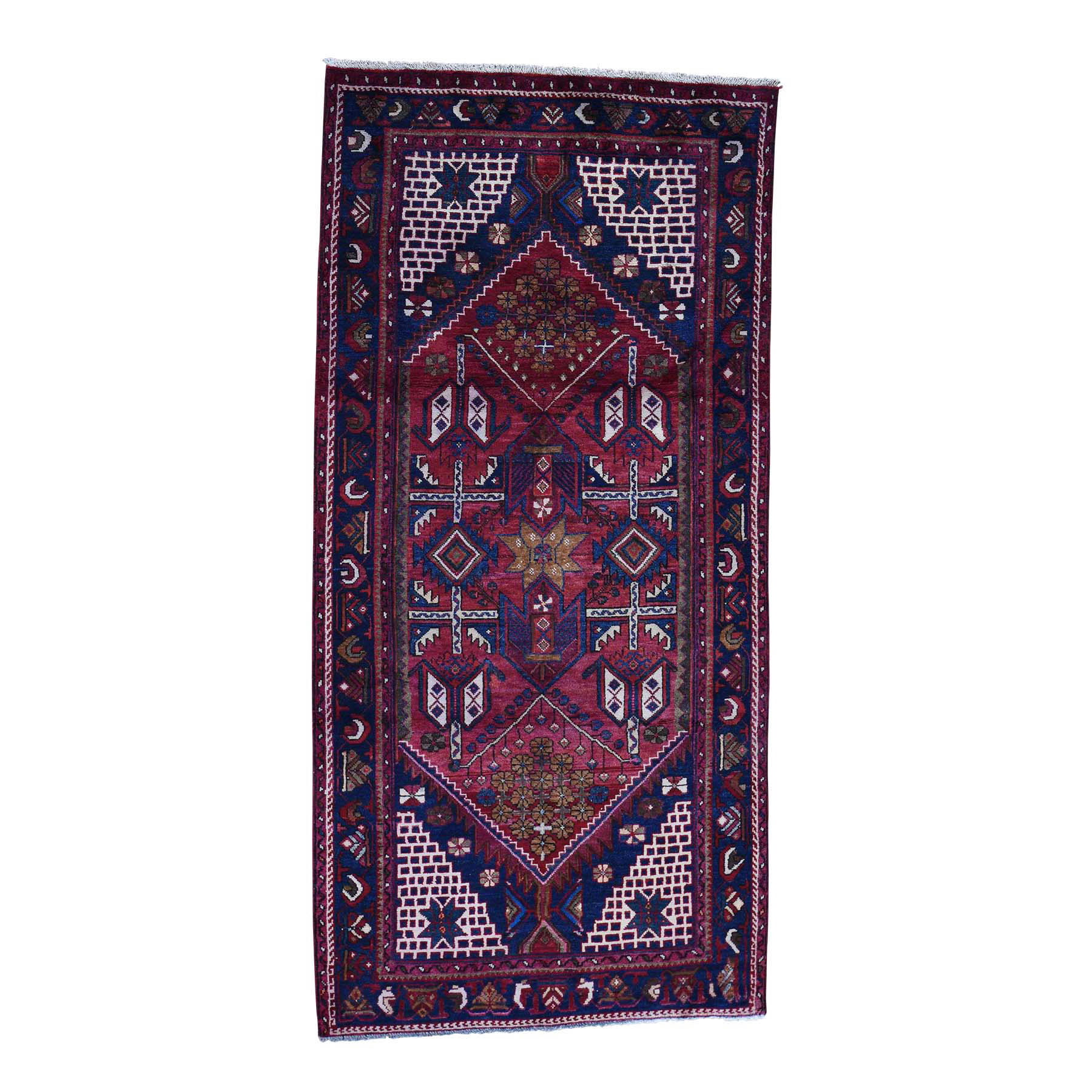 Classic Persian Collection Hand Knotted Red Rug No: 0175422