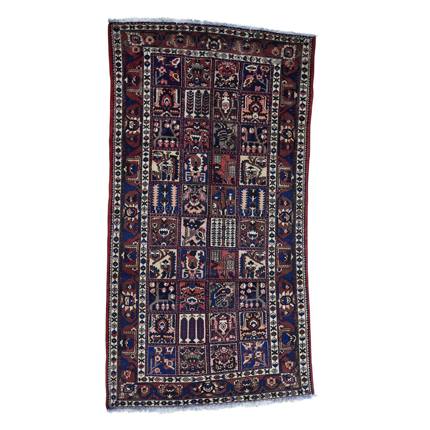 Classic Persian Collection Hand Knotted Red Rug No: 0179510