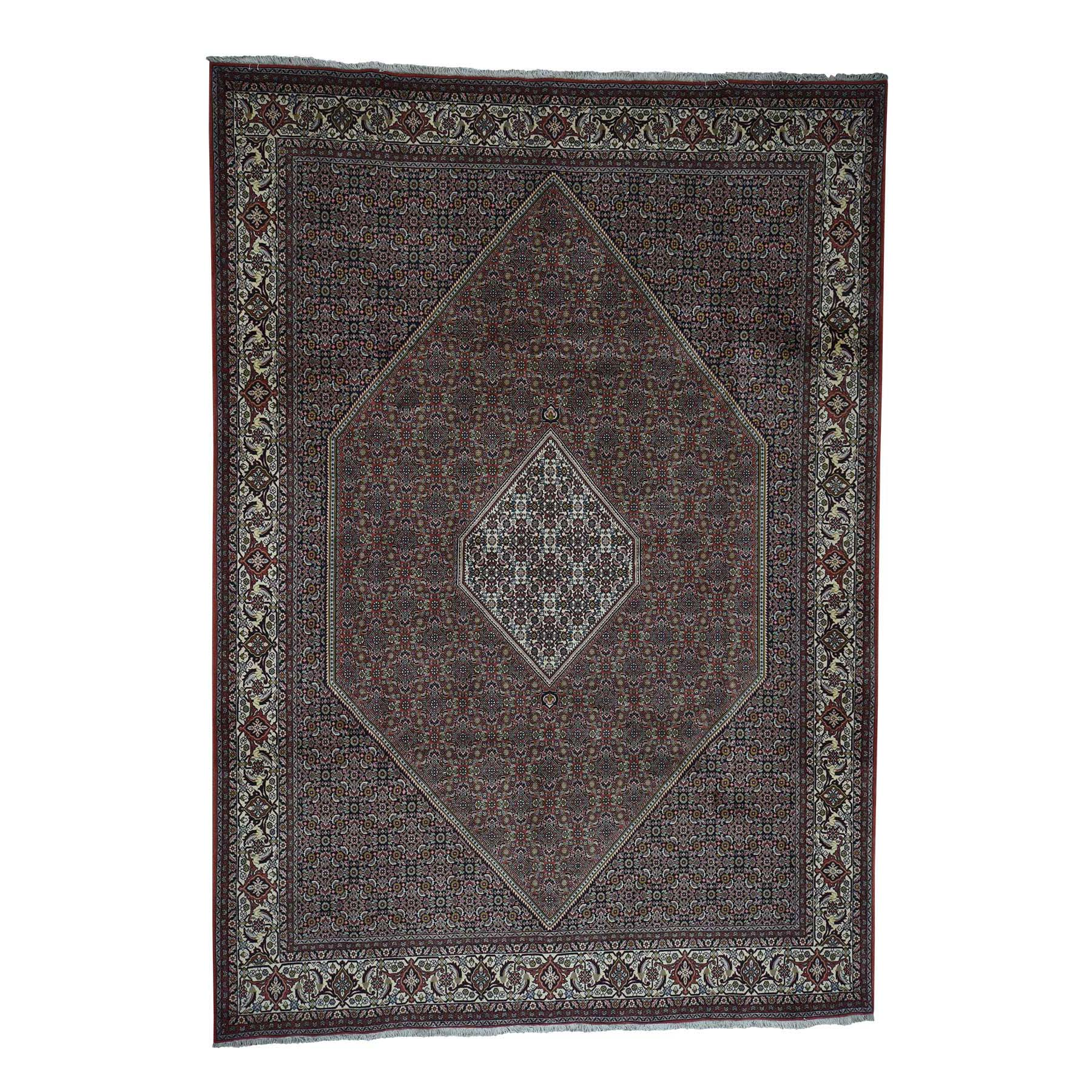 Pirniakan Collection Hand Knotted Red Rug No: 0180086