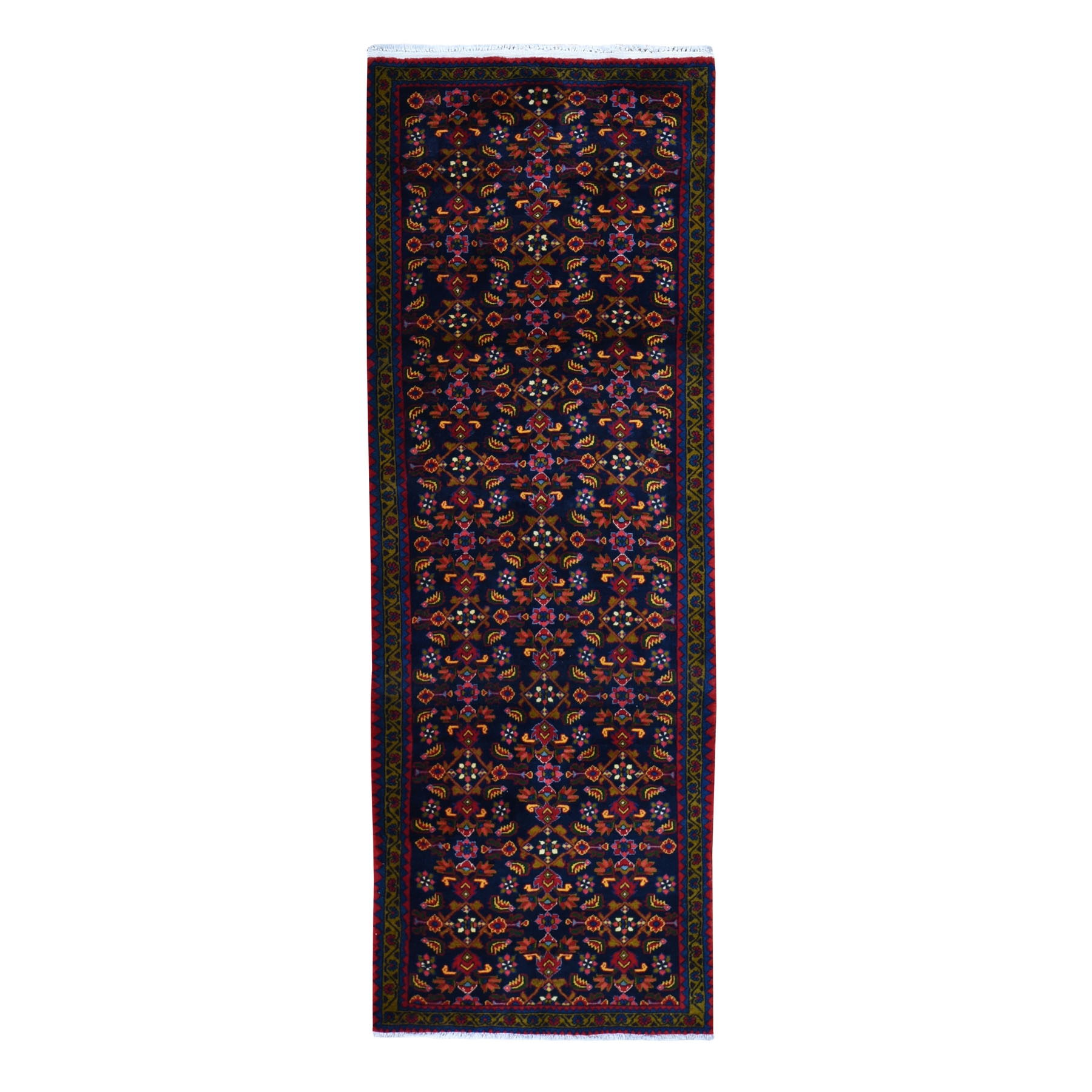 Classic Persian Collection Hand Knotted Blue Rug No: 199562