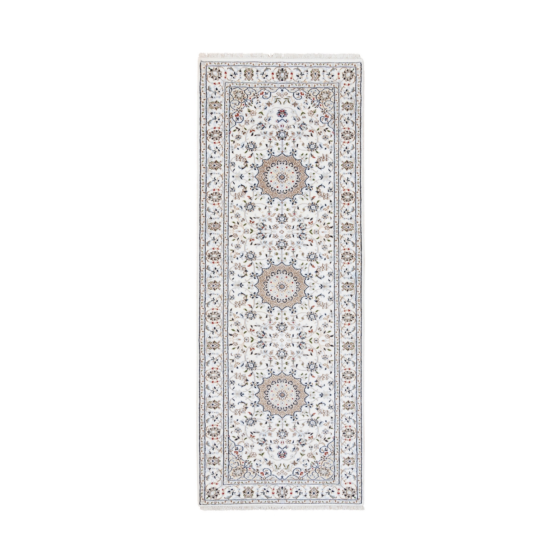 Pirniakan Collection Hand Knotted Ivory Rug No: 1126672