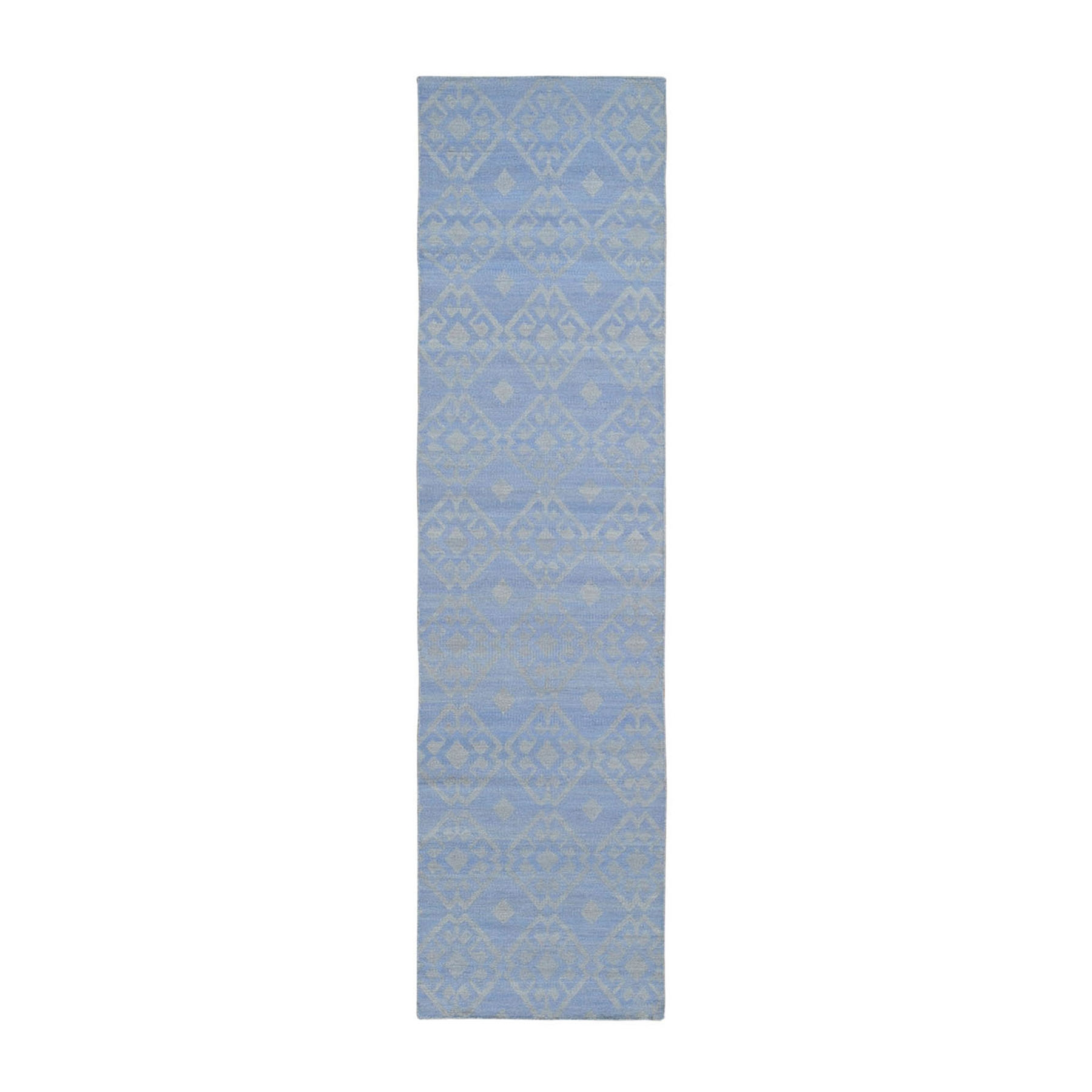 Fine Kilim Collection Hand Woven Purple Rug No: 1118356