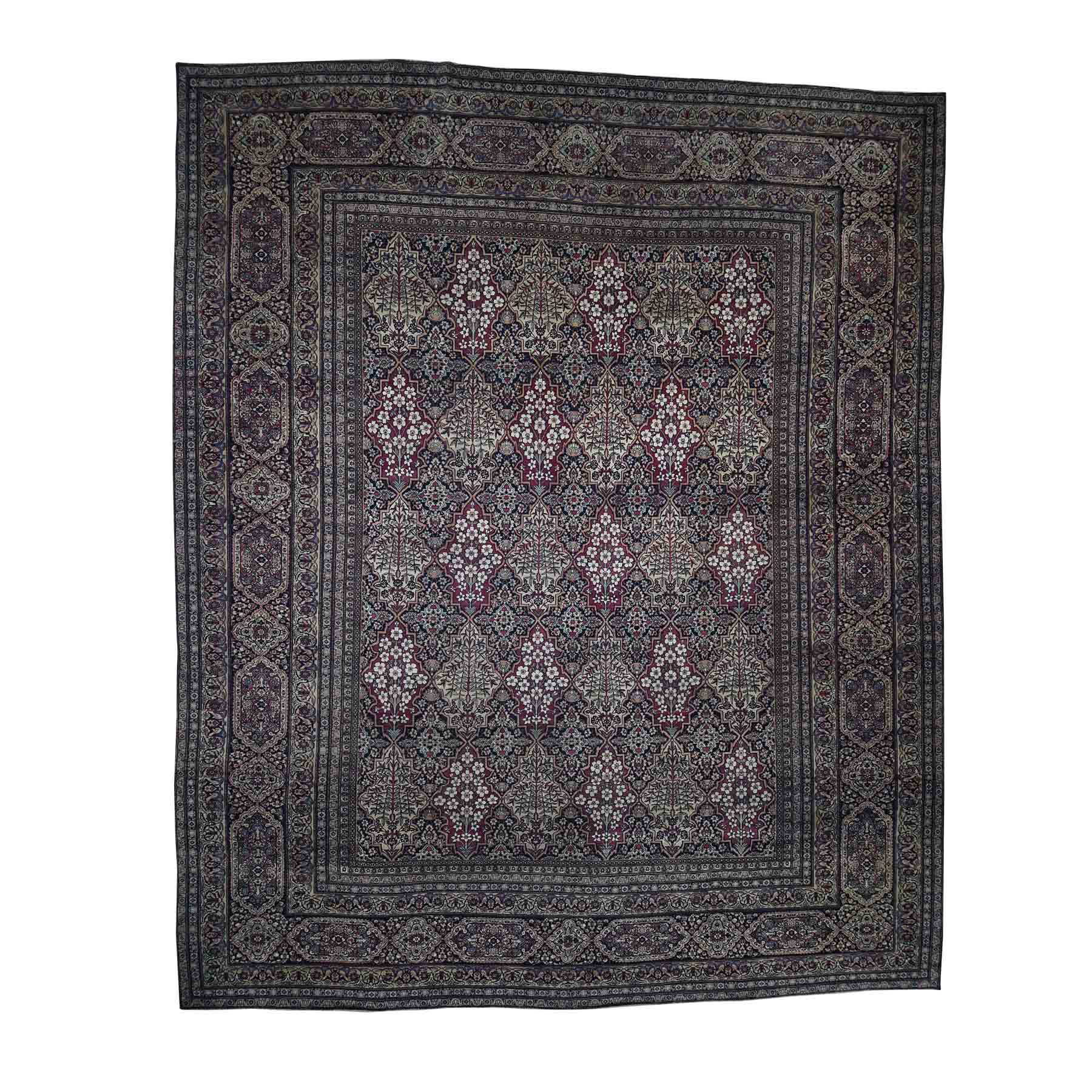 Antique Collection Hand Knotted Multicolored Rug No: 0182358