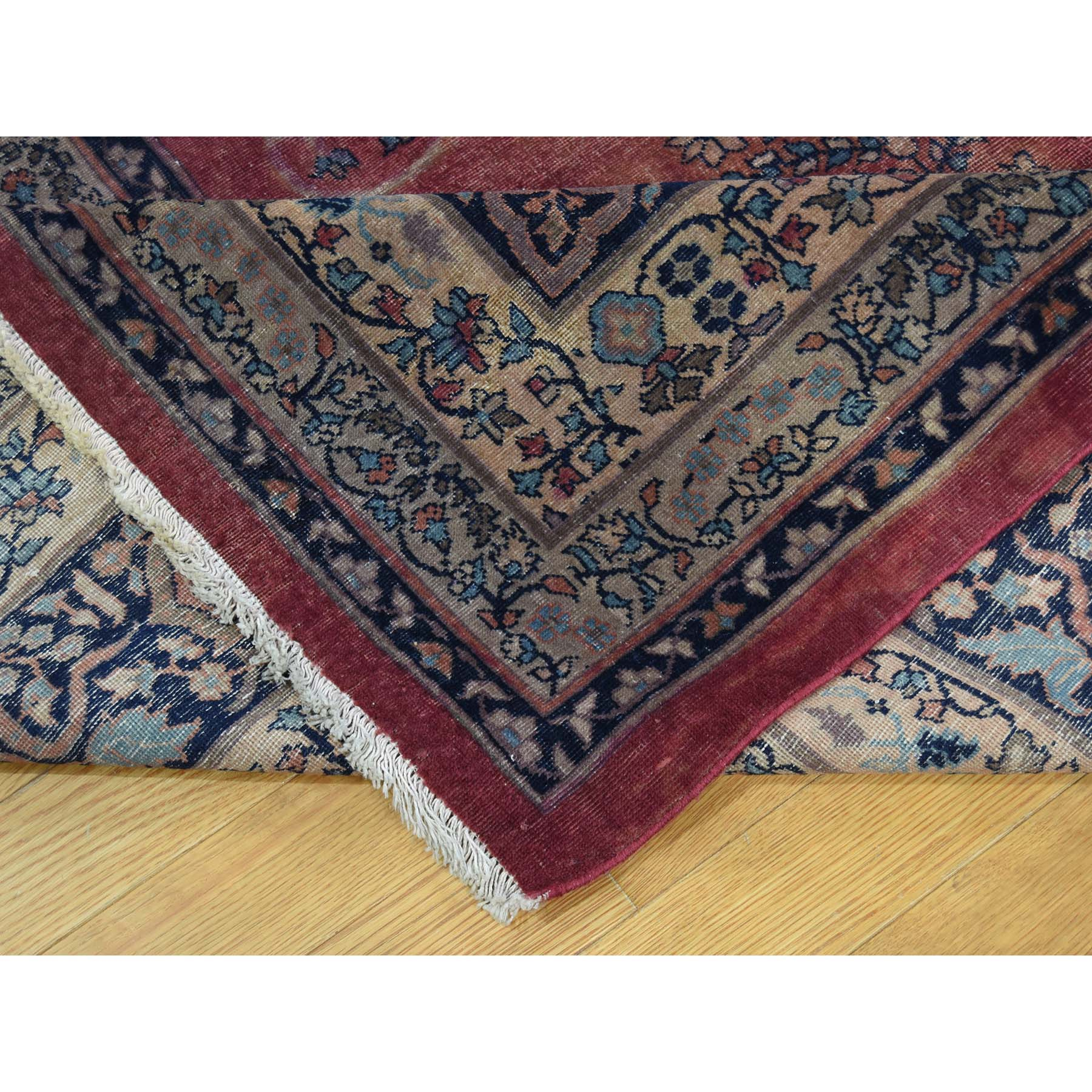 Antique Collection Hand Knotted Red 0182800 Rug