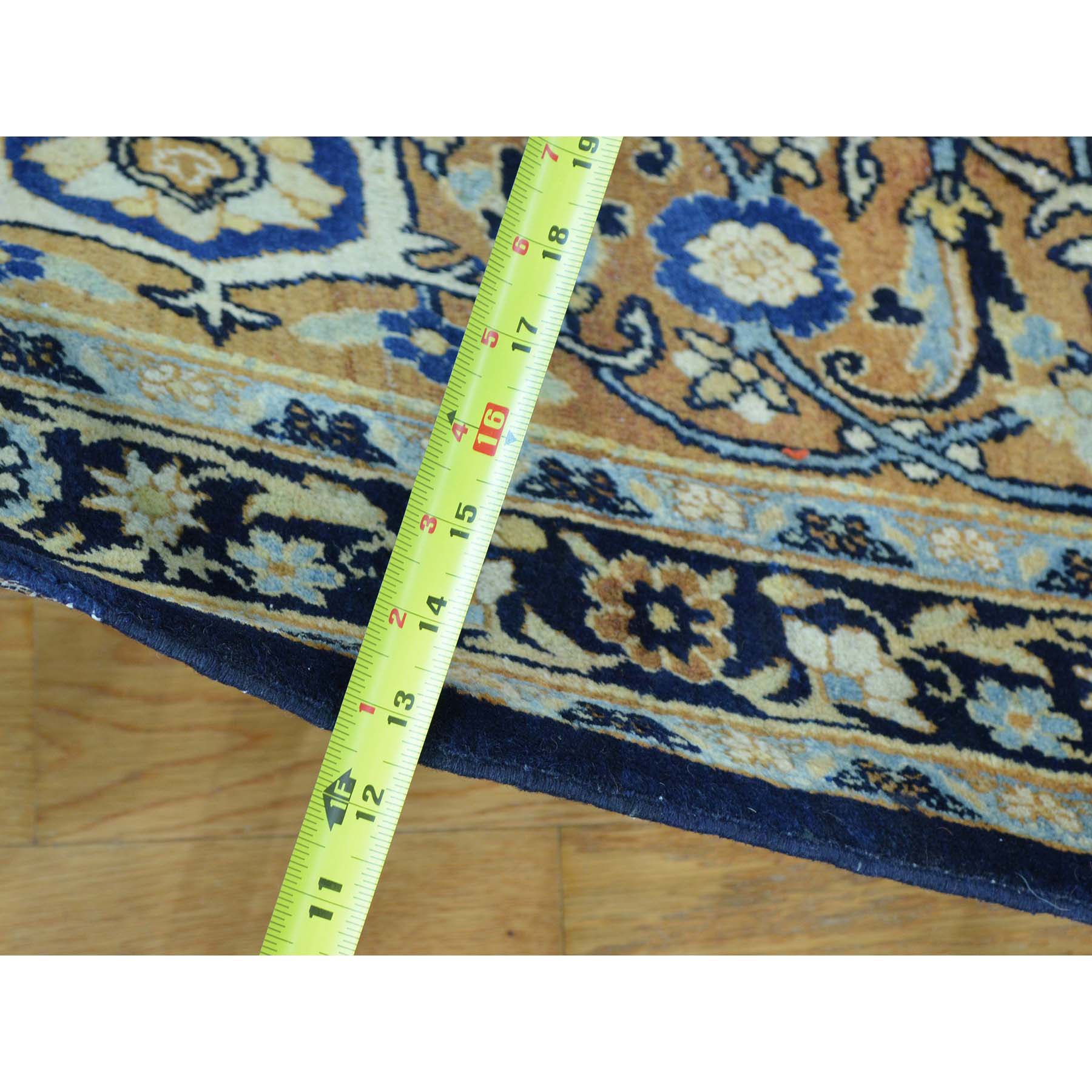 Antique Collection Hand Knotted Blue 0152852 Rug