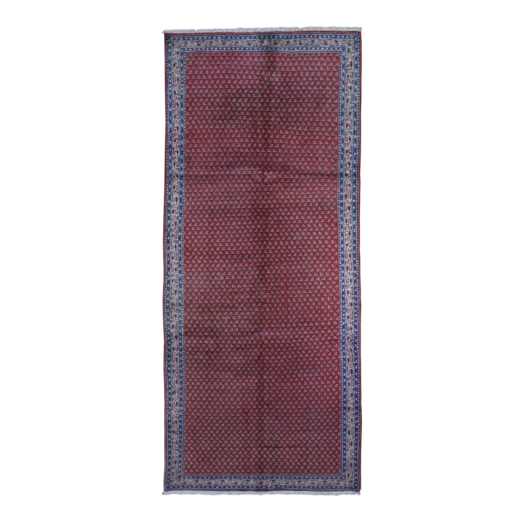 Classic Persian Collection Hand Knotted Red Rug No: 1119406