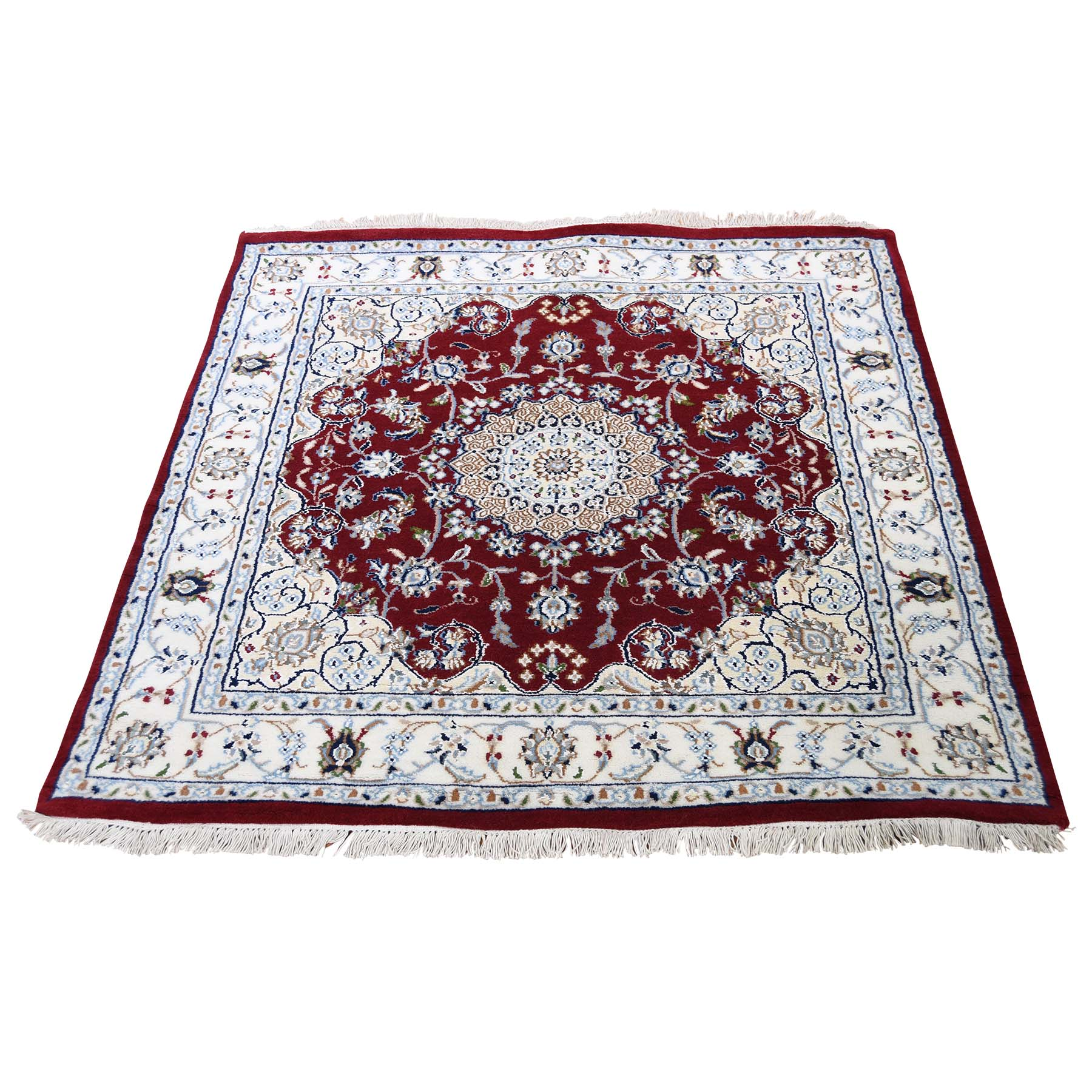 Pirniakan Collection Hand Knotted Red Rug No: 186772