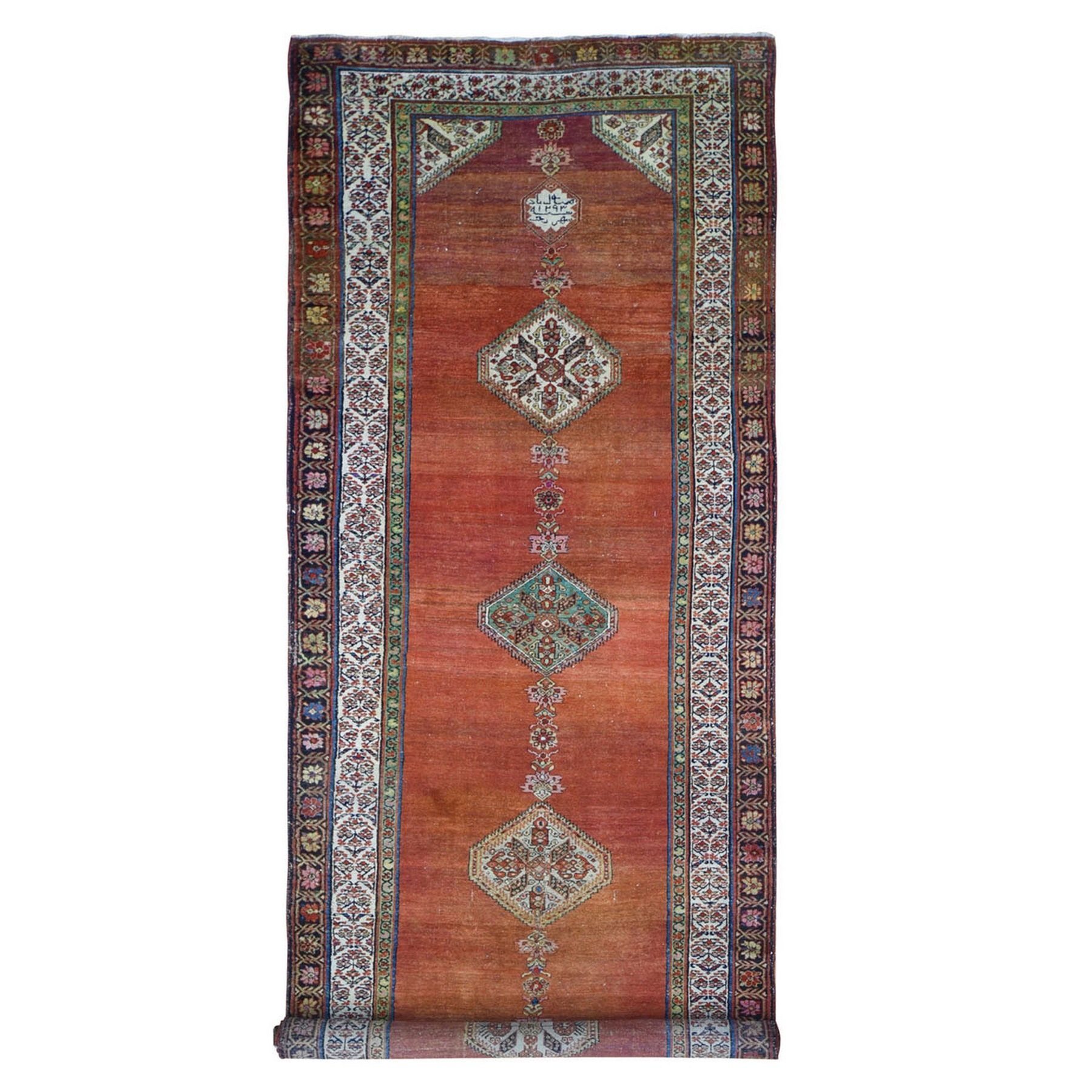 Classic Persian Collection Hand Knotted Red Rug No: 1133314