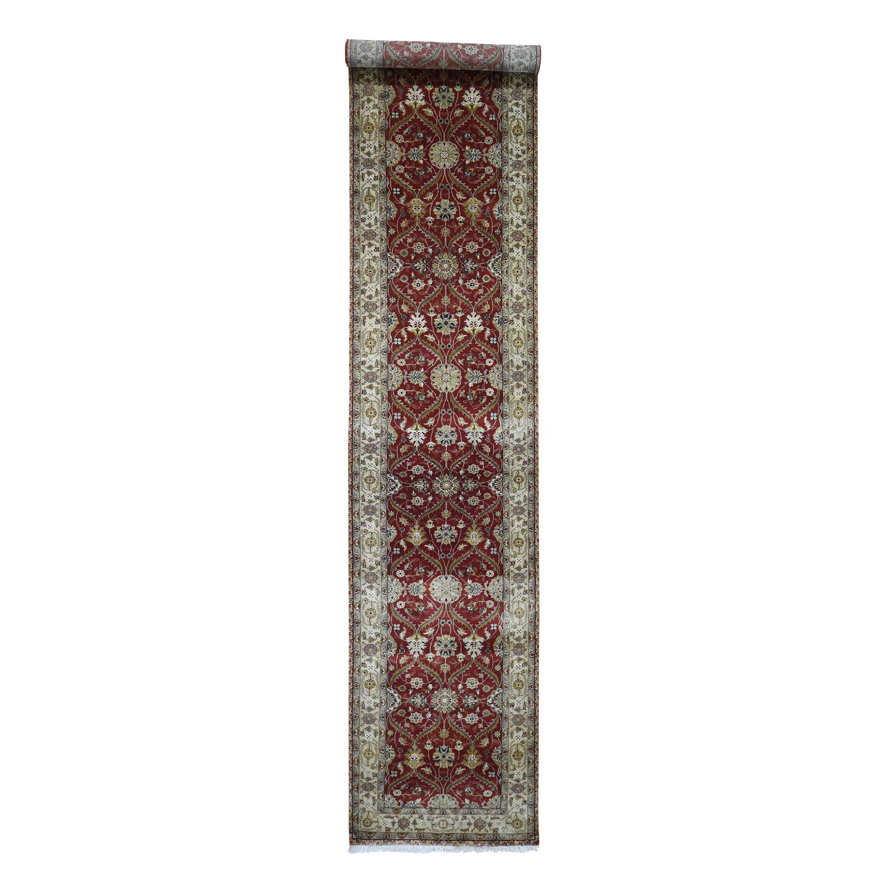 Pirniakan Collection Hand Knotted Red Rug No: 0187470