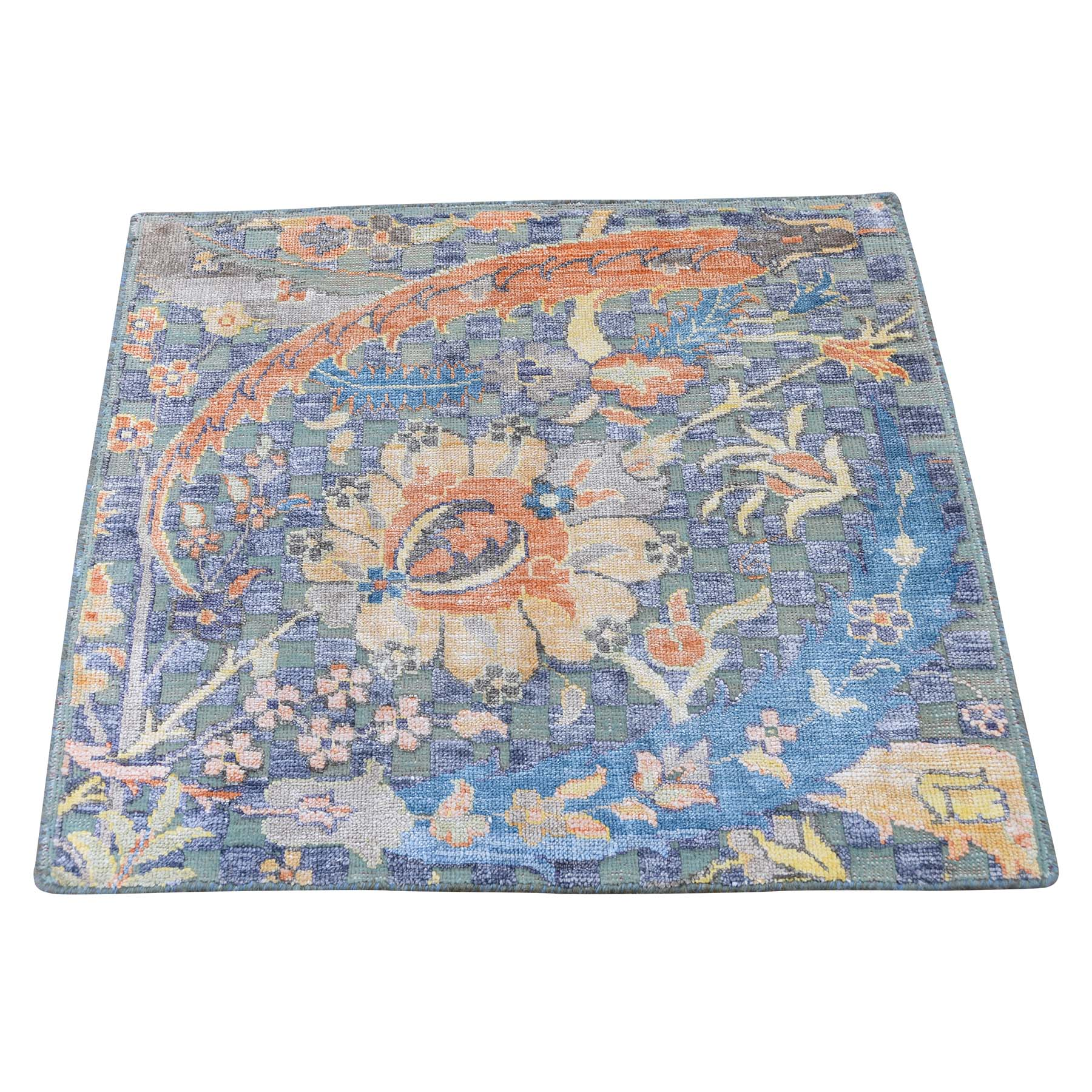 Pirniakan Collection Hand Knotted Purple Rug No: 0188950
