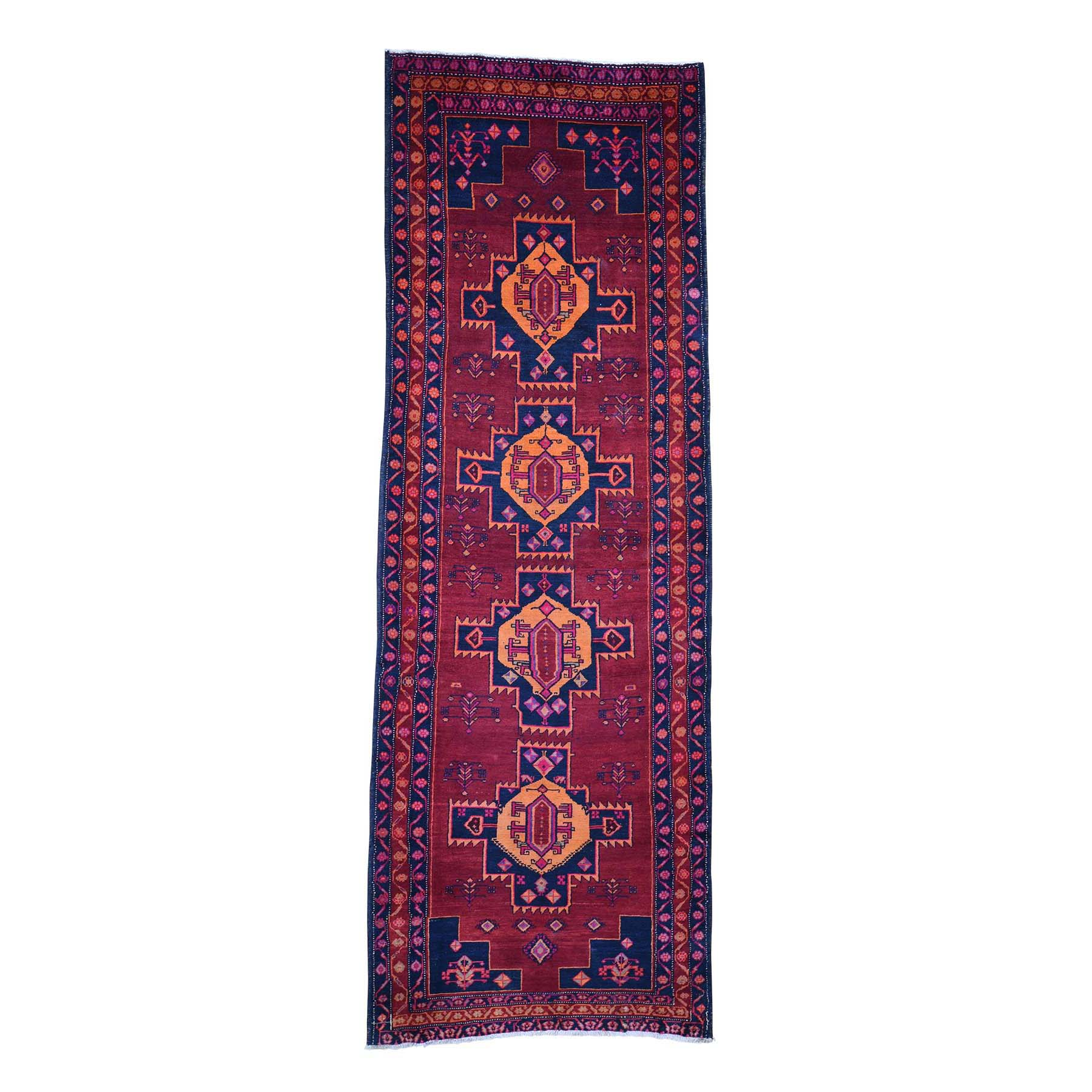 Classic Persian Collection Hand Knotted Red Rug No: 0188918