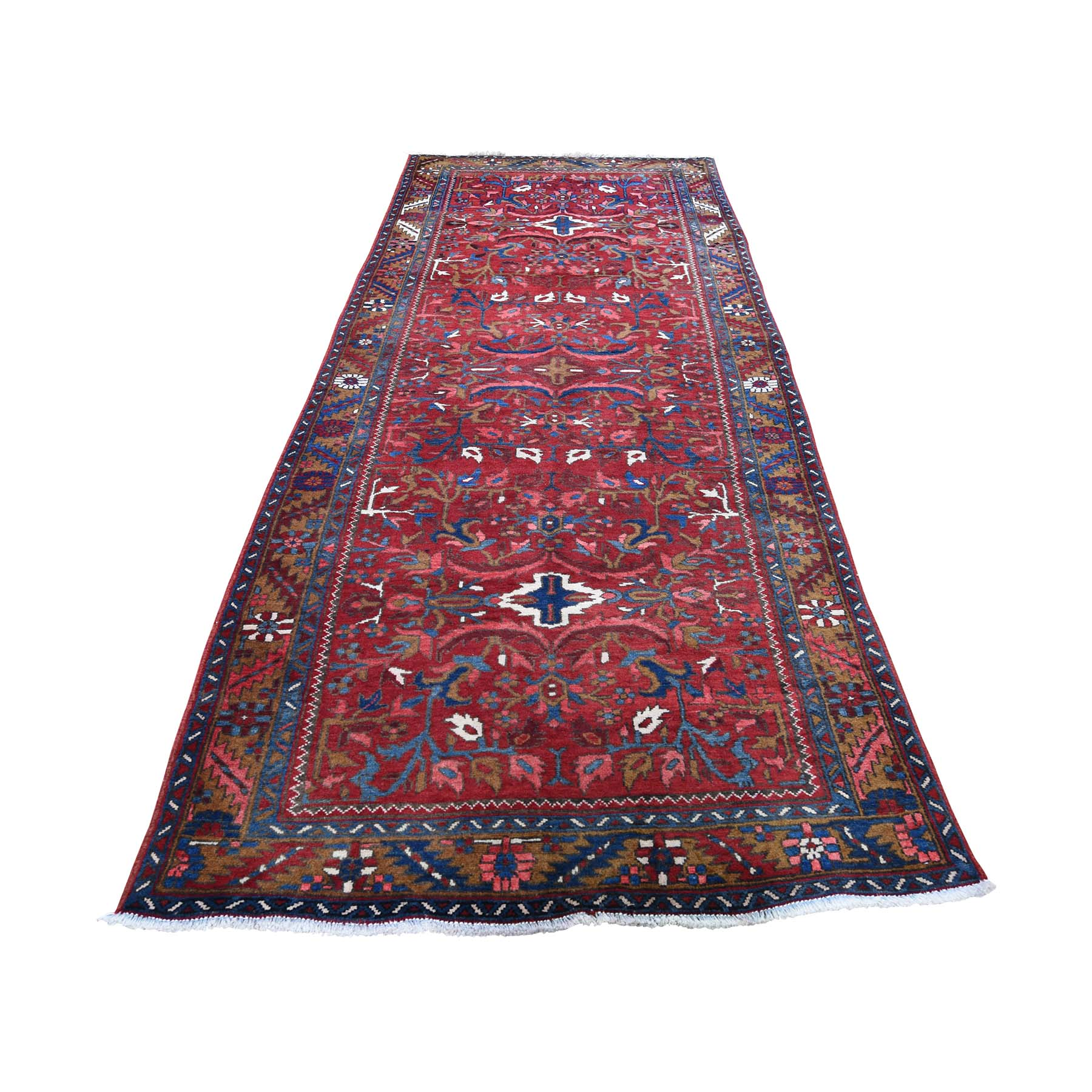 Classic Persian Collection Hand Knotted Red Rug No: 0189340