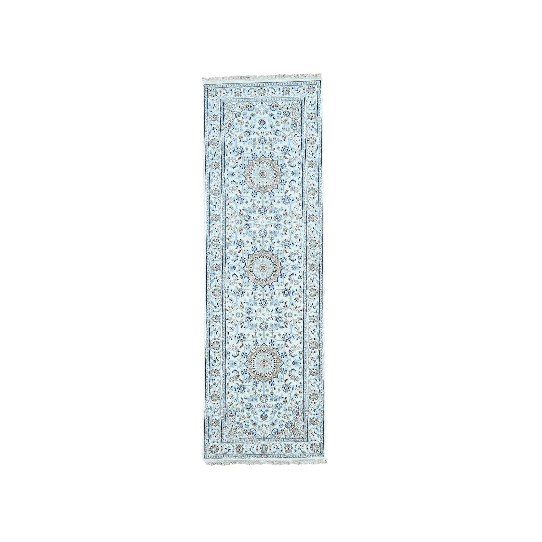 Pirniakan Collection Hand Knotted Ivory Rug No: 190528
