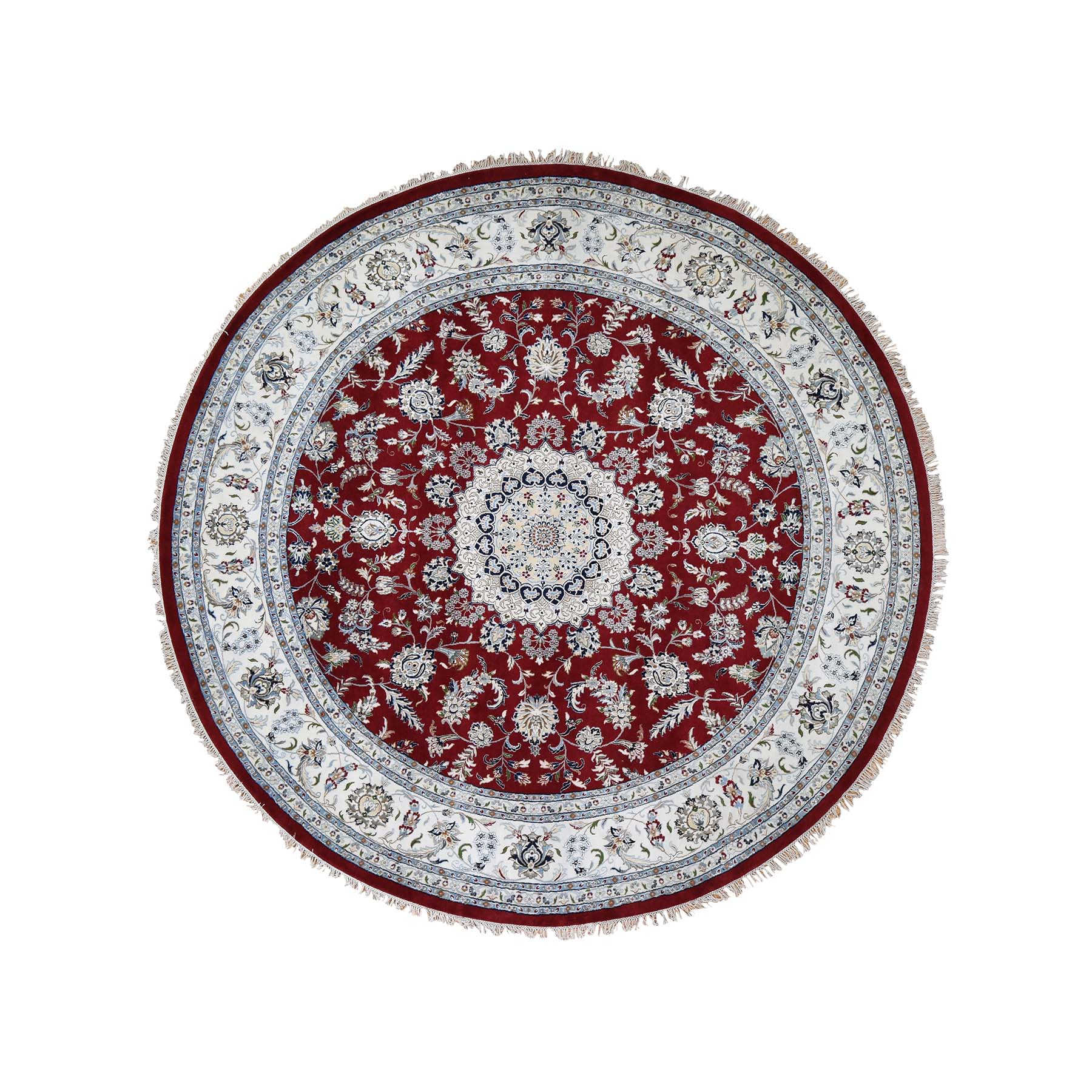 Pirniakan Collection Hand Knotted Red Rug No: 190598