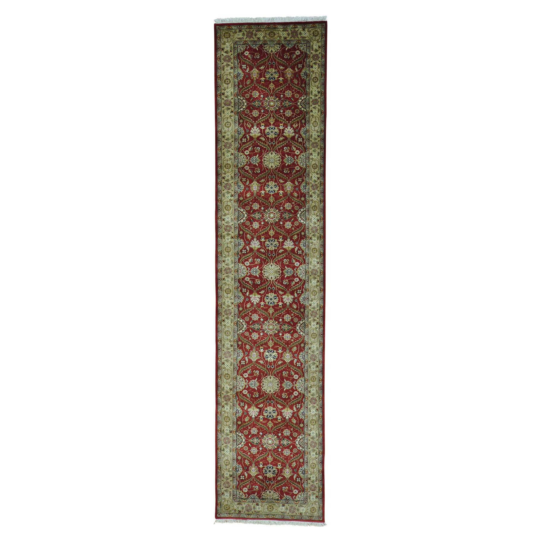 Pirniakan Collection Hand Knotted Red Rug No: 0156870