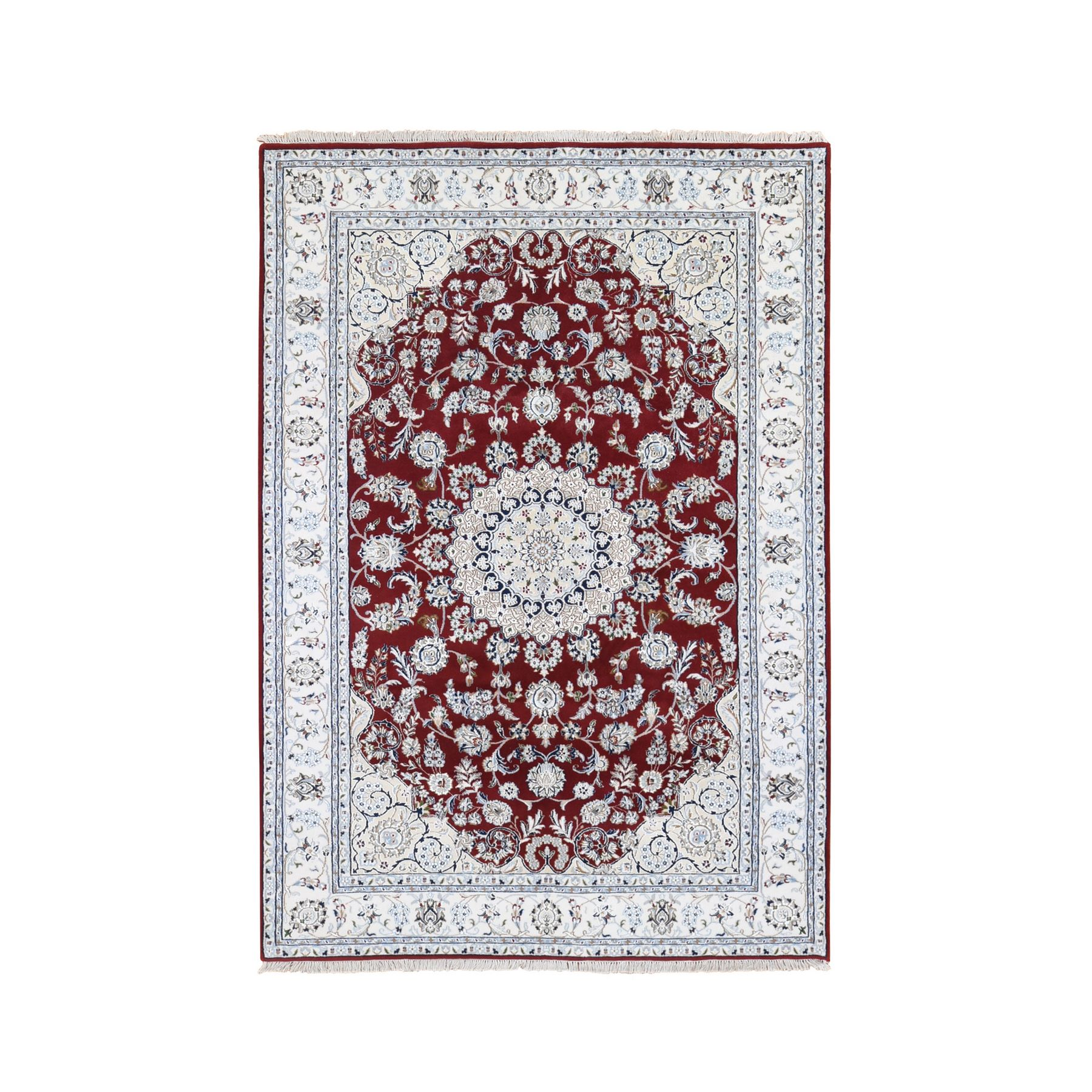 Pirniakan Collection Hand Knotted Red Rug No: 1133902