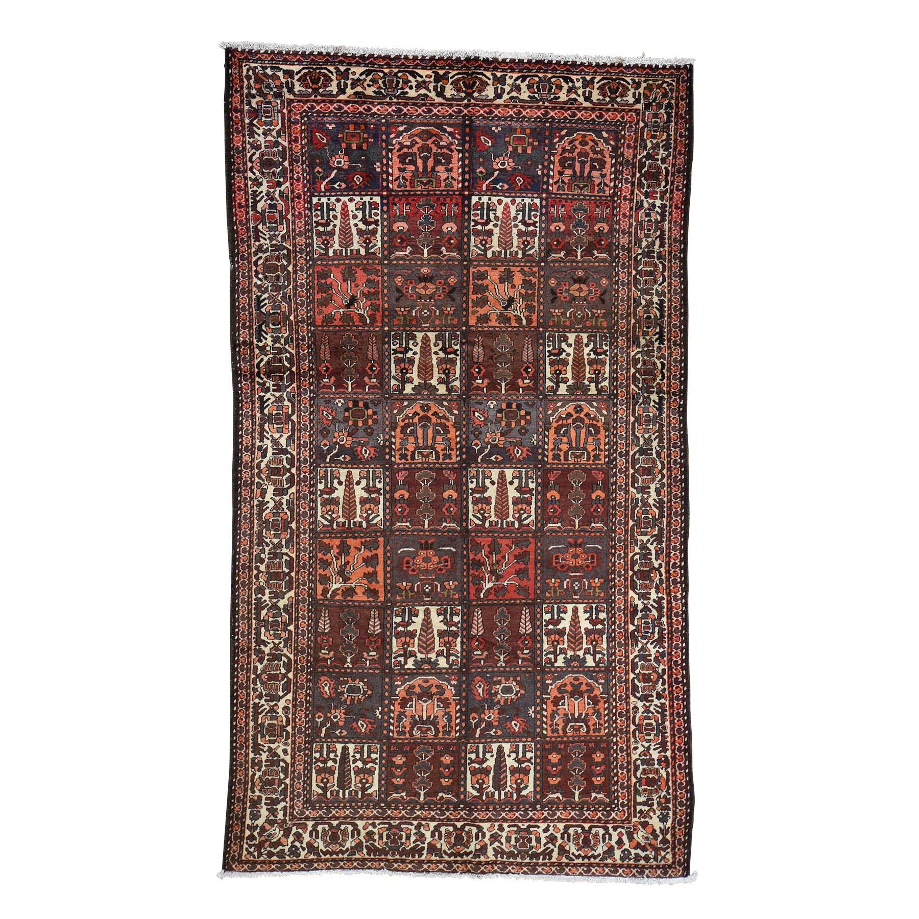 Classic Persian Collection Hand Knotted Orange Rug No: 179526