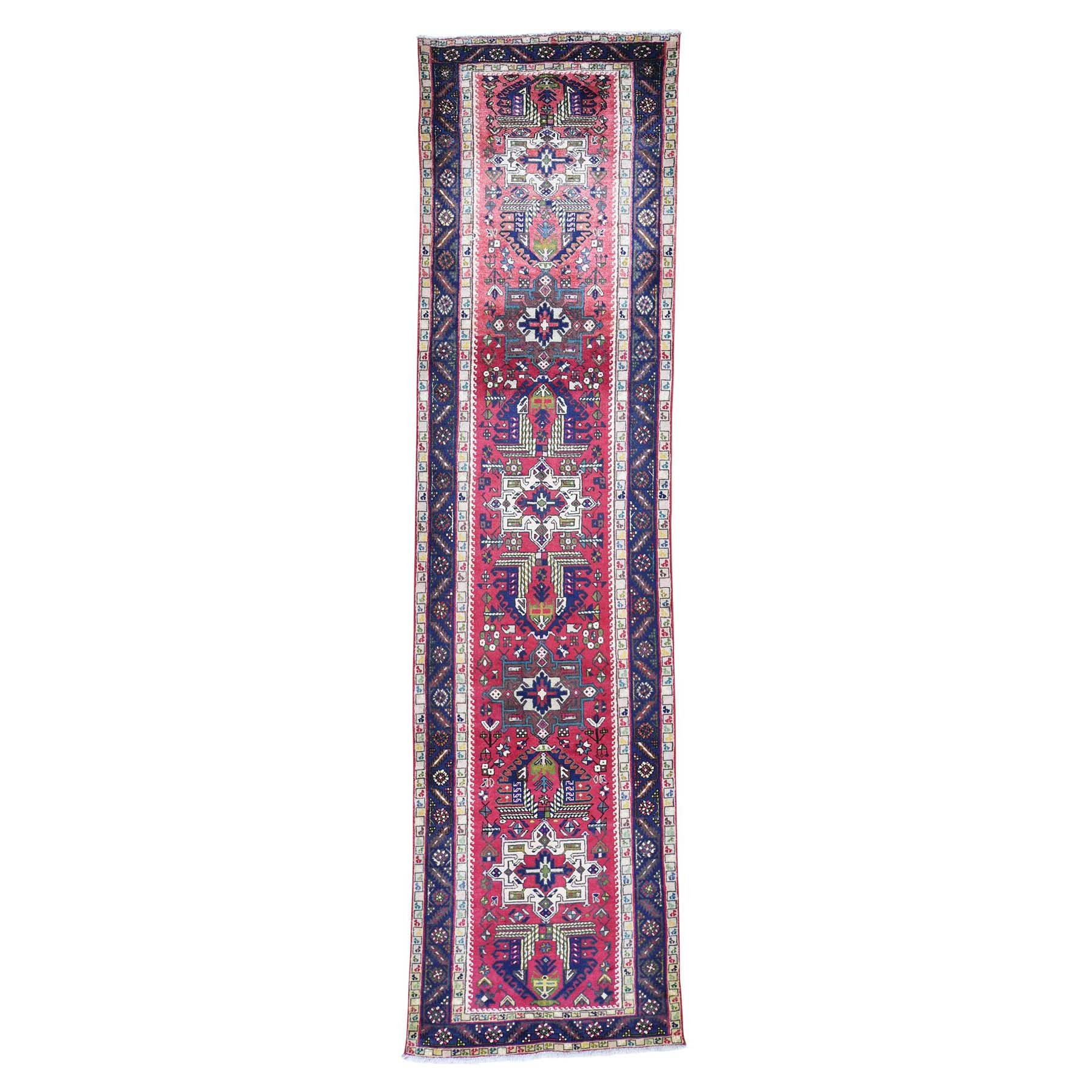 Classic Persian Collection Hand Knotted Red Rug No: 0193502