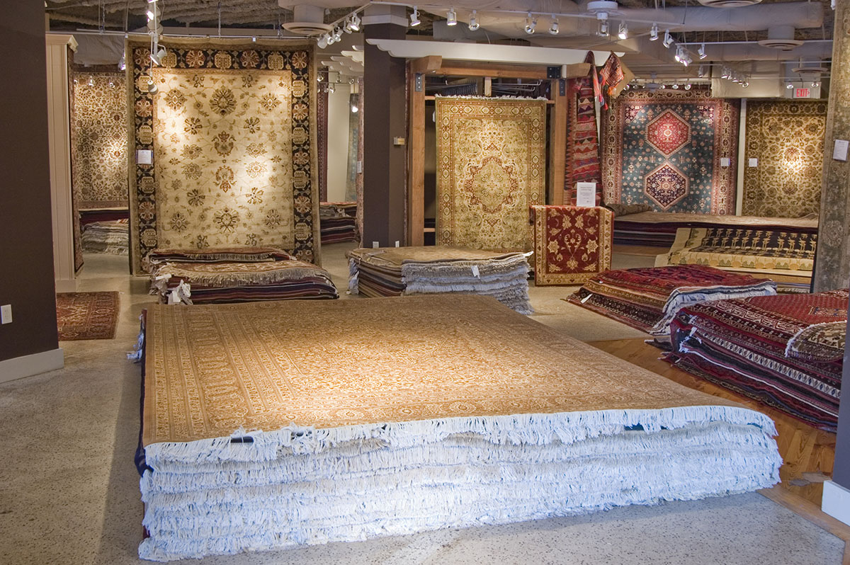 How to sell an antique rug