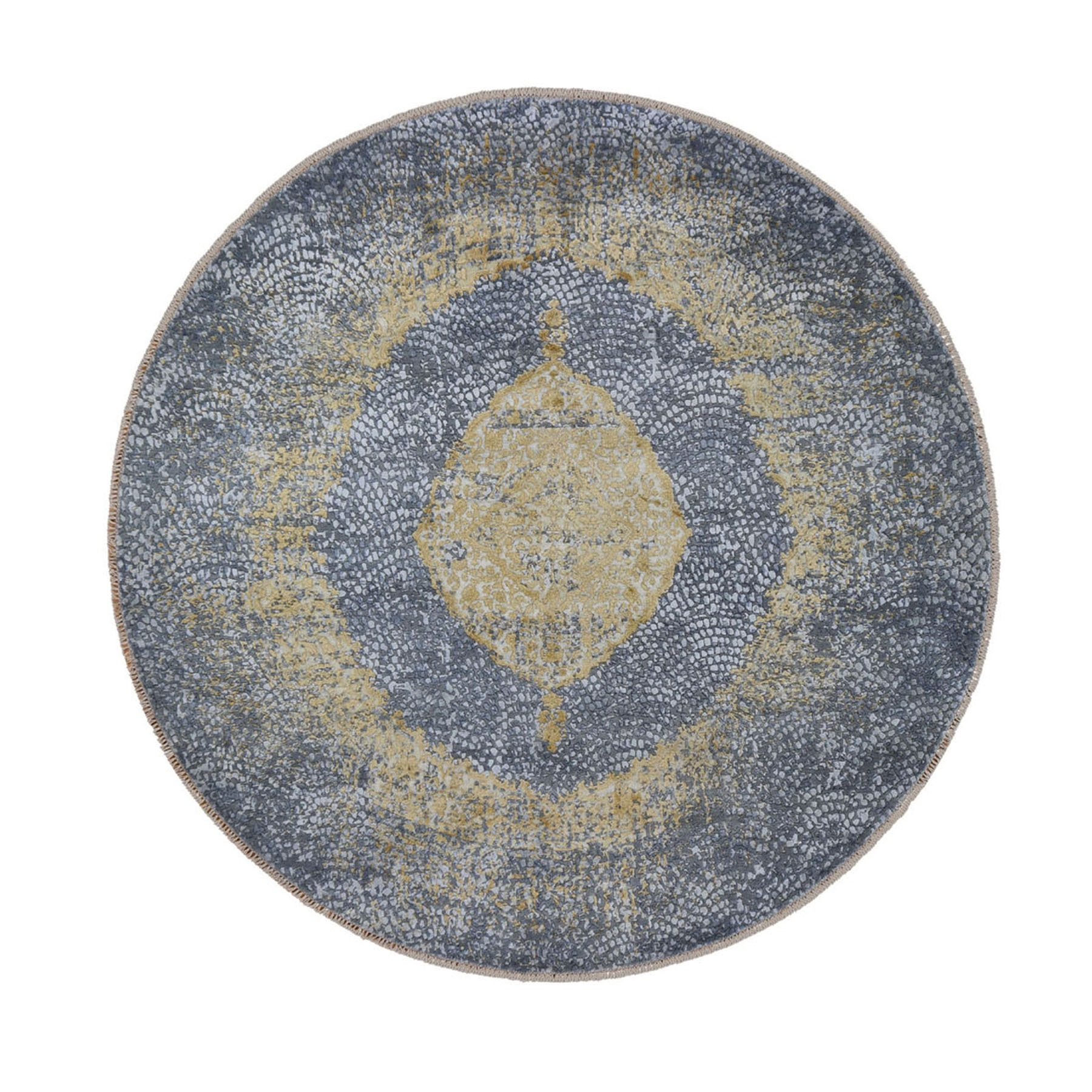 Round Rugs And How To Use This Special Size And Circular Carpet